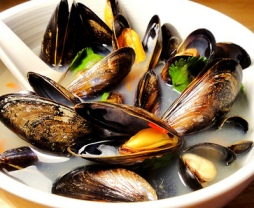 Spicy Mussels Soup (Dukan Diet PP Attack Recipe)