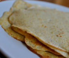 Gluten-Free Basic Sorghum Crepes Recipe