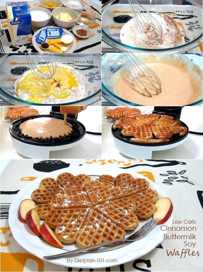cinnamon-buttermilk-soy-waffle