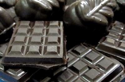 Low Carb Sugar-free Chocolate Bars (Atkins Diet Phase 1 Recipe)