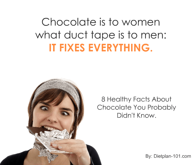Healthy Facts About Chocolate