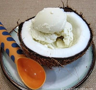 Dairy-Free Coconut Milk Ice-Cream Recipe