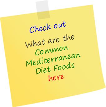 common-med-diet-food