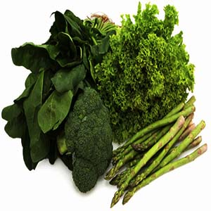 green vegetable for weight lose