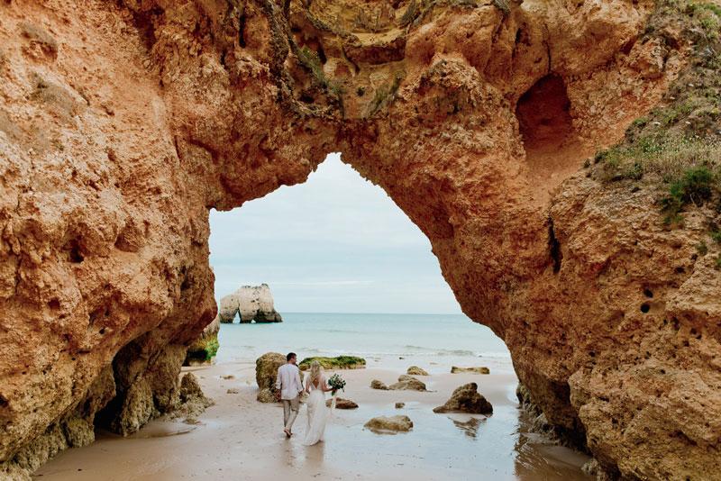 Strandhochzeit In Portugal Dream Weddings International