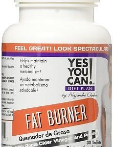 Yes You Can Diet Plan Fat Burner 30 Tablets