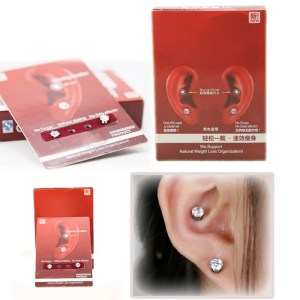 Earring Wearing Slimming Natural Weight Loss Organization Without Dieting