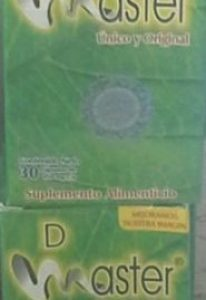 Diet master weight loss capsules