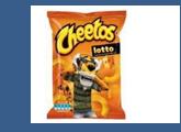 Τυρογαριδάκια Lotto Cheetos