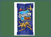 Crunchy max με γεύση τυρί και ζαμπόν Tasty