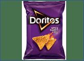 Πατατάκια Doritos με τσίλι