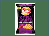 Πατατάκια Xtra Wave με καυτερή πάπρικα Lay's