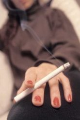 Ex-smokers have a greater risk of hypothyroidism