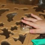aandacht geven koekjes bakken