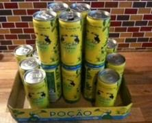 POCAO MAGICA – die hellgrüne Energie aus der gelben Dose