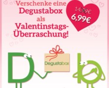 Die Degustabox für nur 6,99€ frei Haus!
