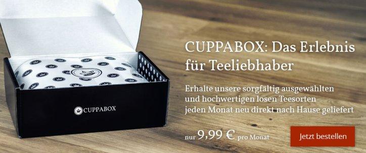 Cuppabox Gewinnspiel