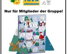 Gewinne den IKEA Adventskalender