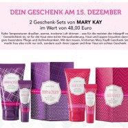 Pinkbox & Mary Kay Gewinnspiel im Adventskalender!