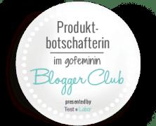 Werde Mitglied im gofeminin Blogger Club!