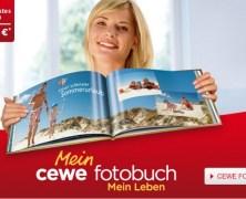 Einfach mal kreativ sein: Das CEWE-Fotobuch
