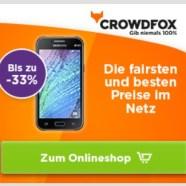 CROWDFOX – Die Alternative zu Amazon, Ebay & Co. – Wir schenken euch 100€ zum shoppen