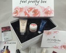 Die Flaconi Feel-Pretty-Box & Gewinnspiel um zwei Boxen!