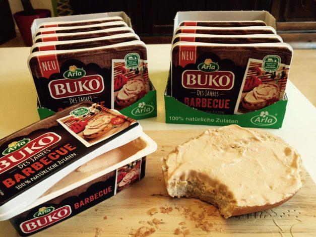 Arla Buko des Jahres Barbecue