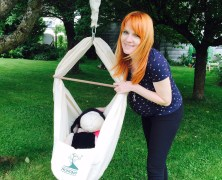 Test: Die NONOMO Baby Federwiege – verschaukel Dein Baby!