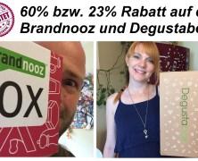 Superdeals für die Brandnooz & Degustabox bei Groupon!