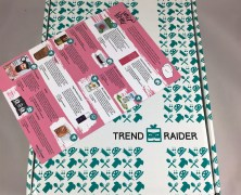 "Die Trendraider Box Oktober ""Sweet Home"""