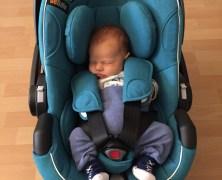 Test: BESAFE iZi Go Modular i-Size Kindersitz