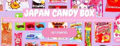 Die Japan Candy Box – Wir verlosen eine Box!