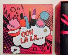 Gewinne bei uns die neue – Pink Box Pop Art!