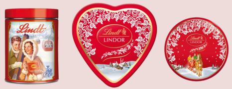 Gewinne das Lindor Nostalgie Sortiment von Lindt