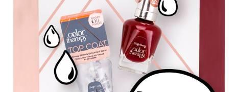 500 Produkttester gesucht: Bewirb Dich für Sally Hansen Color Therapy bei DM