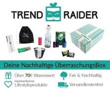 Seit 02.12. im Online Adventskalender: 2x die Trendraider Box