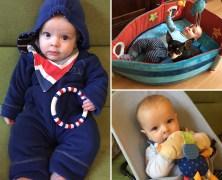 Das erste Testpaket – Sigikid für Kinder und Babys Produkttester
