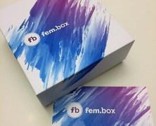 Lust auf eine Beautybox? Die fem.box Dezember!