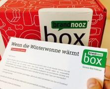 Die Brandnooz Genuss Box Februar + eine Cool Box gratis!