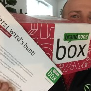 Die Brandnooz Genuss Box April + Osterspecial!