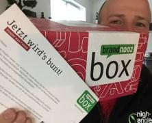 Die Brandnooz Genuss Box April + Osterspecial!