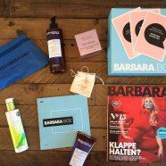 Die Barbara Box 2/2017 & gewinne 1 von 5 Boxen!