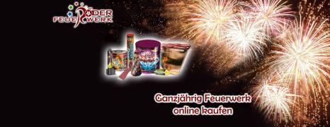 Feuerwerk online bestellen – Röder Feuerwerk
