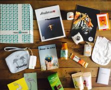"Die Trendraider Box im September ""Around the World"""