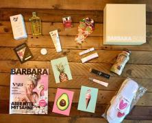 Die erste Barbara Box für 2018 ist da!