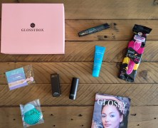 "Die Glossybox Juli – ""Under the Sea"""