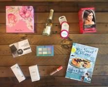 Die – Happy Birthday – Pink Box im April