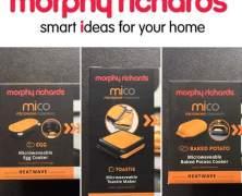 Die Mikrowellen Koch-Gadgets von Morphy Richards