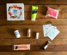 Die FIT FOR FUN – Pink Box